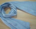 针织素色围巾